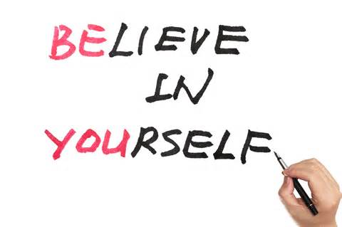 believe in youself image