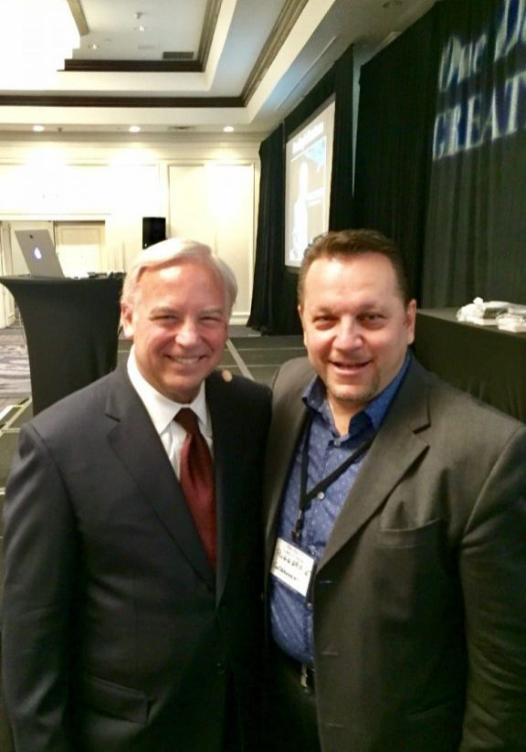 Jack Canfield and I - Copy