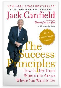Success Principles book cover